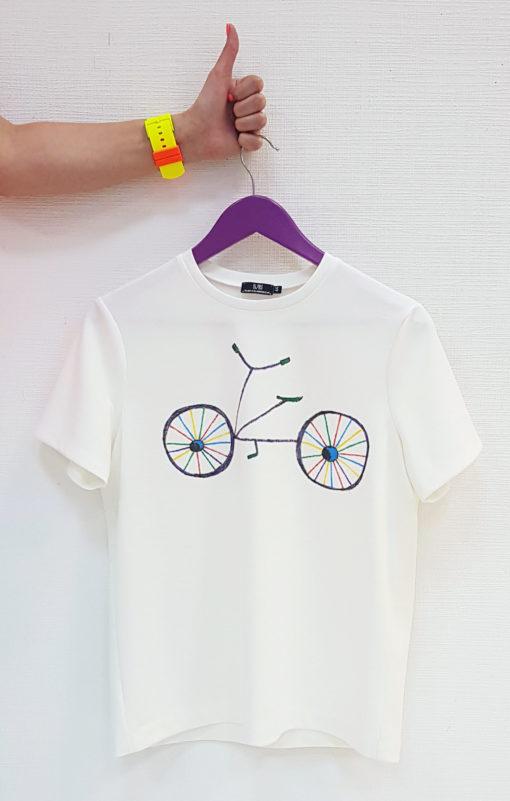 "Футболка ""Велосипед"" фото2"