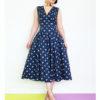Графичное платье с принтом
